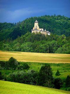 Stará Ľubovňa Castle Slovakia