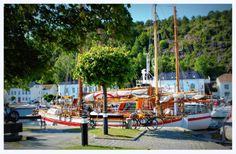 Risør, Norway Norway Travel, White City, Small Towns, Summer Time, Summer, Daylight Savings Time