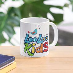 'Loo Loo Kids' Mug by StefaniaAlina Baby Songs, Nursery Rhymes, Funny Memes, My Arts, Art Prints, Mugs, Printed, Children, Tableware