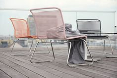 Chairs | Seating | Tivoli chair | Montana Møbler | Verner. Check it out on Architonic