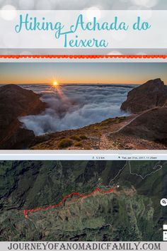 Hiking Achada Do Teixera to Pico Ruivo With Kids On Our Madeira Island Holiday Super Cheap Flights, Hiking With Kids, Do It Anyway, Self Driving, Us Map, Things To Think About, Journey, Tours, Sunset