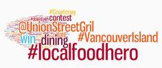 The conversation online: October: Celebrating Vancouver Island #localfoodhero(s)