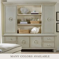 Somerset Bay Warrenton Cabinet SB212 Wow...color...style