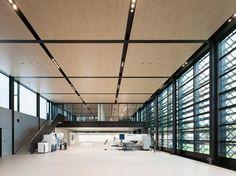 *바르샤바 트럼프 레이져 센터 입면 디자인 [ barkow leibinger ] TRUMPF technology center :: 5osA: [오사]