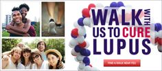 We're walking across the U.S. to raise awareness for lupus. Find a walk near you!