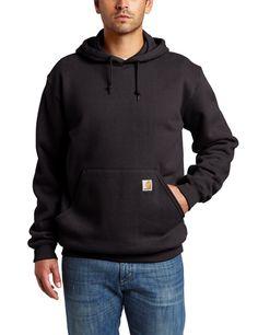 cfc6231b603f Carhartt Men s Heavyweight Hooded Pullover Sweatshirt