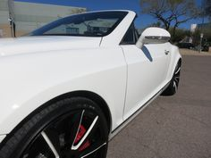 awesome 2012 Bentley Continental GT Supersports Convertible Check more at http://myalphastore.com/product/2012-bentley-continental-gt-supersports-convertible-custom-22-forgiato-whls-294k-msrp-15k-miles-rare-car-2011-2013-convertible-gtc/