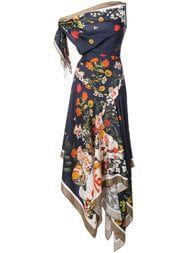 Vici Collection Numero Uno Handkerchief Dress Nwt In 2019