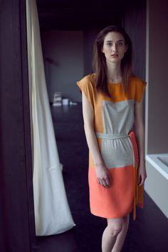 Patchwork-Kleid - Initiative Handarbeit