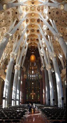 Sagrada Familia Church - Barcelona