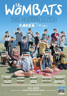 The Wombats - This Modern Glitch.