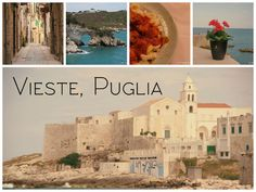 #beautiful #vieste #puglia #italy #apuglia #clean #beaches