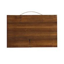 """Wood Pallet Plaque by ArtMinds™, 17"""" x 11"""" x 0.6"""""""