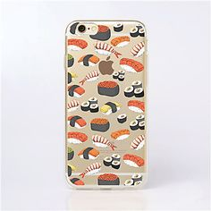 coque sushi iphone 6