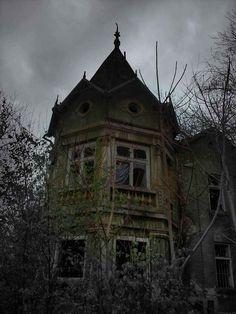 outside of house #3