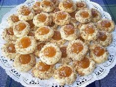 huszárcsók recept stories and pictures at blikkruzs. Sweet Cookies, Hungarian Recipes, Baking And Pastry, Bakery, Muffin, Dinner Recipes, Food And Drink, Macaroni And Cheese, Sweets
