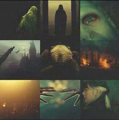 The battle of hogwarts