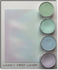 Pan Pastels BNL: What makes you inspired by?