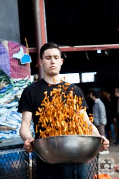 Street Food Block Party @ Evergreen Brick Works
