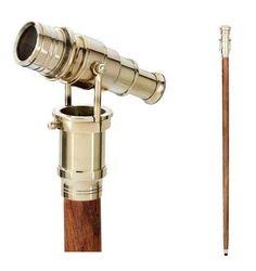 望遠鏡付きステッキ