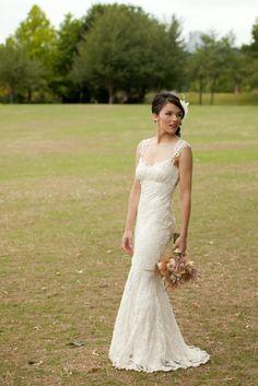 Claire Pettibone Wedding Dresse