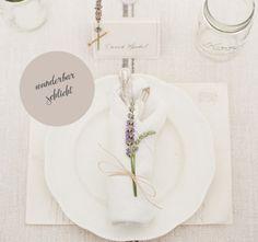 life is delicious/weddings: Wunderbar schlicht und einfach schön