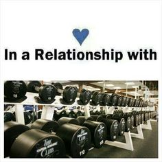 My current relationship status Workout Memes, Gym Memes, Funny Memes, Gym Humour, Exercise Humor, Fitness Memes, Funny Fitness, Fitness Gear, Fitness Diet