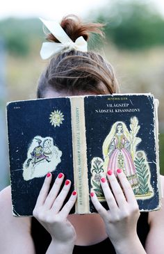 summer - book - tale