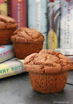 SosiDolceSalato: Muffins al cioccolato fondente con marmellata d'ara...