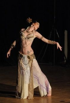 tribal fusion bellydance.