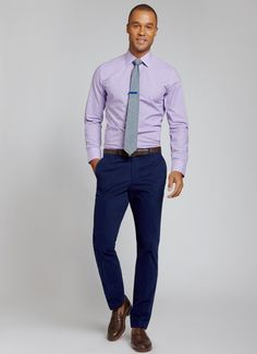 Gramercy Twills - Navy | Bonobos Slim Dark Blue Italian Twill Premium Chinos - Bonobos Men's Clothes - Pants, Shirts and Suits