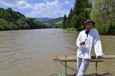 Pltníci na rieke Orava - Slovensko * Rafters on the river Orava - Slovakia