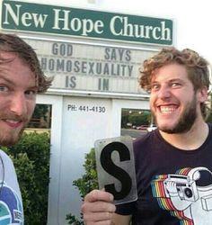 hahaha! their faces!