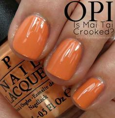d6f16db3126 OPI Hawaii Nail Polish Collection Swatches