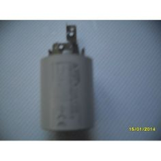 WASHING MACHINE SPARE /PARTS HOOVER CANDY MAINS FILTER,GENUINE USED SPARE PART