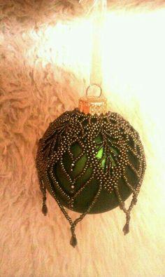 Bola decorada