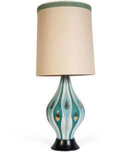 A nice vintage lamp