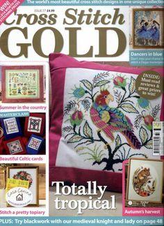 Need - Issue 77 Cross Stitch Gold