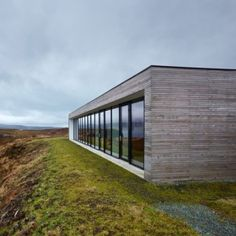Cliff House, Scotland, UK by Dualchas Architects.