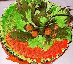 Букеты из конфет пошаговое фото Мастер класс Орхидея