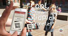 KidPick erleichtert Eltern den Alltag