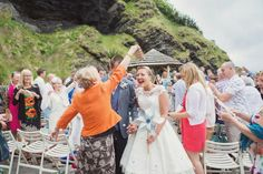 Ilfracombe Wedding | Devon Wedding | Beach Wedding