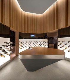 Mistral Wine Store / Studio Arthur Casas | ArchDaily