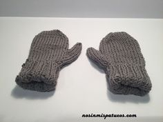 Baby Knitting, Crochet, Mittens, Projects, Blog, Collection, Camilla, Irene, Babys