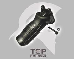 Grip tático rebatível a pronta entrega em nossa loja. Compatível com trilho RIS. Para mais informações acesse http://ift.tt/1rtVD2e #follow #TopAirsoft #SaoPaulo #Brasil #airsoft #airsofter #airsoftbr #milsim #diversao #aegs #pistola #taurus #beretta #glock #instagood #amazing #followme #policia #militar #pmsp #pmrj #xbox #gun #armasdefogo #armas #games #paintball by topairsoft