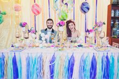 A Willy Wonka Styled Shoot for Weird and Wonderful Wedding World!