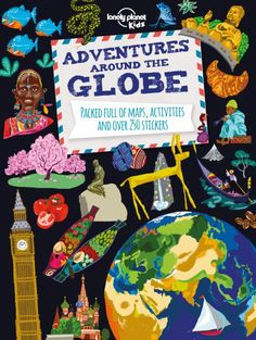 BONUS: Get 30% off ALL Lonely Planet Kids titles when you use code REDTRI30 at checkout (expires 12-31-2015).