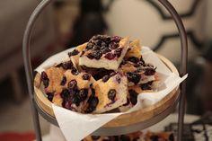 Giada's Blueberry Focacccia | Giada De Laurentiis