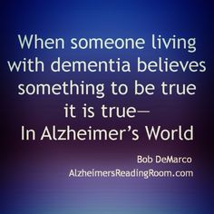 Dementia care is an important component of good caregiving