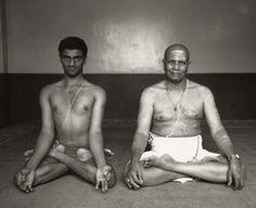 sharath & guruji